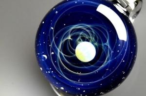 Satoshi Tomizu space glass cosmos planet 10