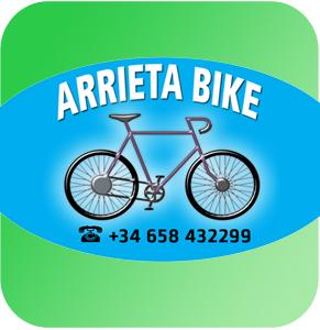 portfolio arrieta bike